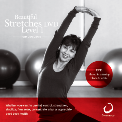 Beautiful Stretches Level 1 Front Cover