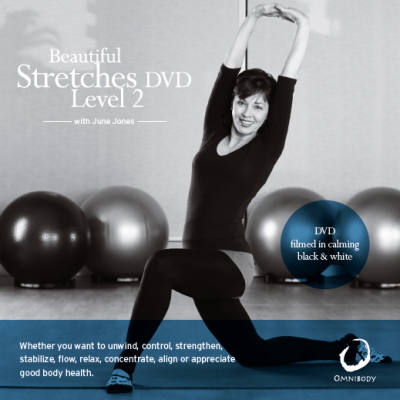Beautiful Stretches Level 2 Front Cover